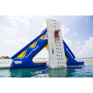 Aquaglide Escalade Summit Climbing Wall - 585215113 - Water Toys