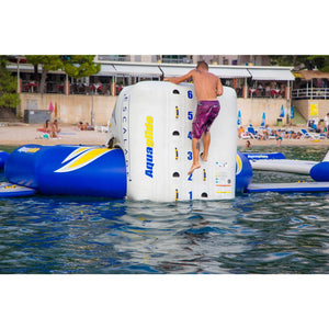 Aquaglide Escalade Trampoline Climbing Wall 2mtr - 585215100 - Water Toys