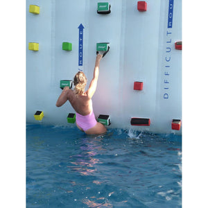Aquaglide Escalade Yacht Climbing wall - 585215115 - Water Toys