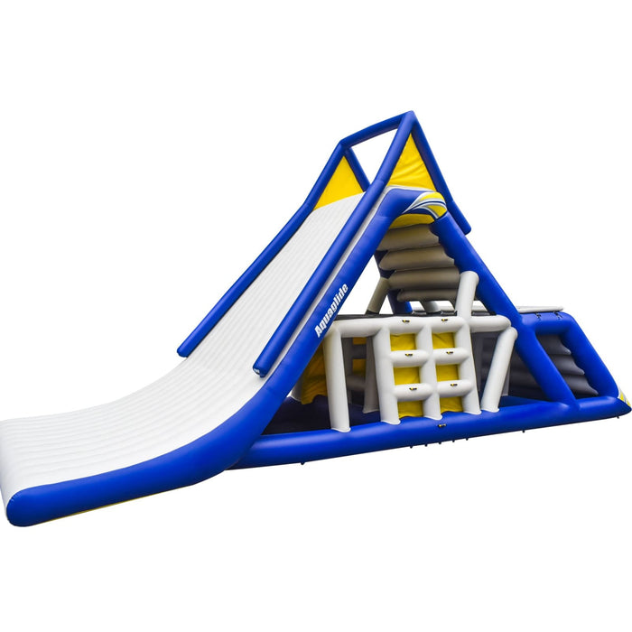 Aquaglide Everest Play Station and Slide - 585219625 - Water Toys
