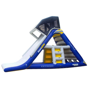 Aquaglide Freefall Supreme Play Station and Slide - 585219626 - Water Toys