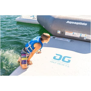 Aquaglide Half Deck 7.5 - 585221132 - Water Toys