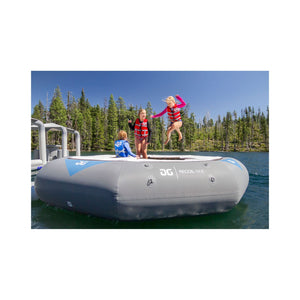 Aquaglide Recoil Tramp 14.0 w/ C-Deck - 585221121 - Water Toys