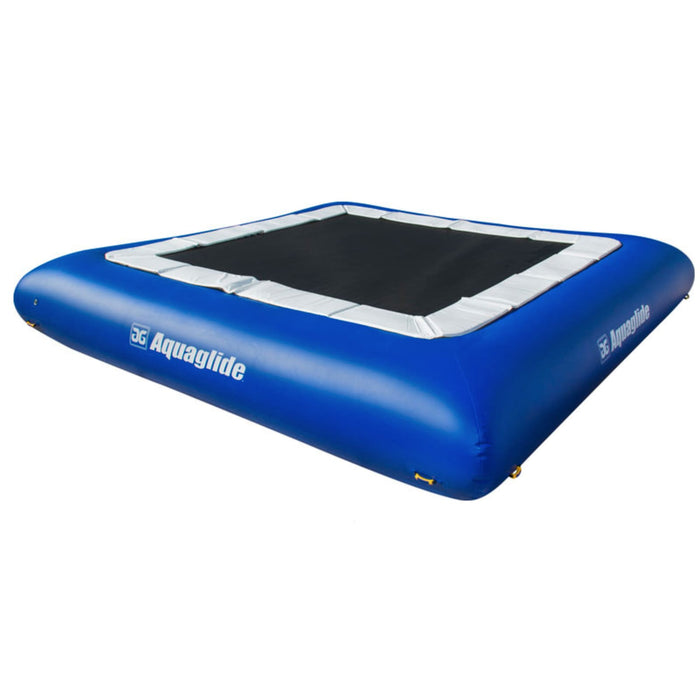 Aquaglide Supertramp 27 With Swimstep - 585219611 - Water Trampolines