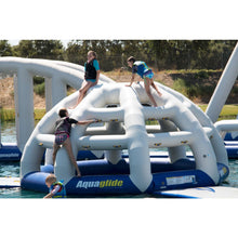 Aquaglide Thunderdome Climbing Mountain- 585219661 - Water Toys
