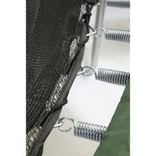 Bazoongi 12 4 Straight Poles G3 Enclosure System - Trampoline Accessories