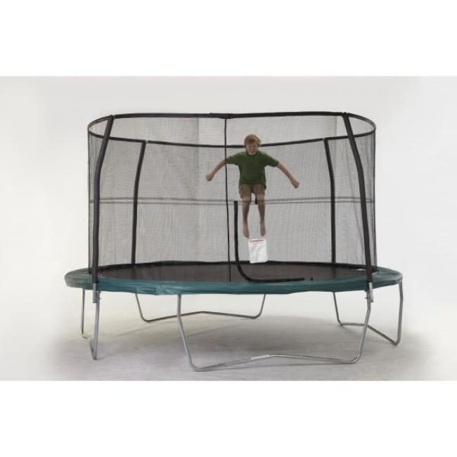 Bazoongi 15 4 Straight Pole G4 Enclosure System - Bz1509E4 - Trampoline Accessories