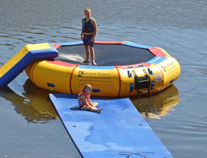 Island Hopper 20 Ft Water Walk Floating Foam Mat - Water-Walk - Water Toys