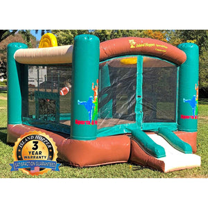 Island Hopper Commercial Sports and Hops Bounce House - Comm-SNH - Bounce Houses