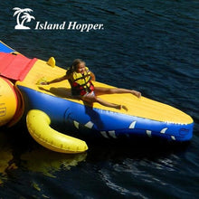 Island Hopper Gator Monster Head Slide Attachment - GMT-01 - Water Toys