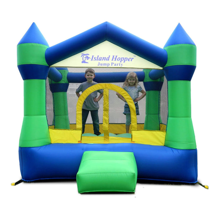 Island Hopper Jump Party Bounce House - Jpbh - Bounce Houses