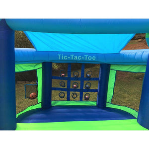 Island Hopper Shady Play Game Room Bounce House - SPGR - Bounce Houses