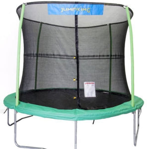 Jumpking 10 Ft Trampoline & Enclosure Green - Jk1044 - Trampolines