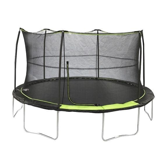 JumpKing 14' Trampoline with Enclosure Model JK146P-DAL