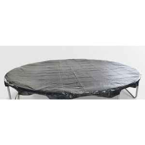 Jumpking 9 X 14 Ft Oval Kids Trampoline With Solid Green Pad - Jk914Gr - Trampolines