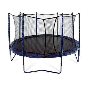 JumpSport Elite 14 Round Trampoline with Enclosure - UNE-U-11597-03 - Round Trampolines