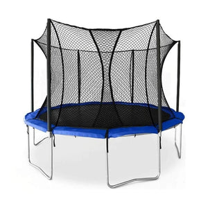 JumpSport SkyBounce XPS 12' Round Trampoline with Enclosure - UNJ-U-21481-00 - Round Trampolines