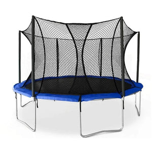 JumpSport SkyBounce XPS 14 Round Trampoline with Enclosure - UNJ-U-21428-00 - Round Trampolines