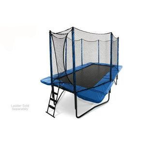 Jumpsport Stagedbounce 10 × 17 Rectangle Trampoline - Unj-U-11361A - Trampolines