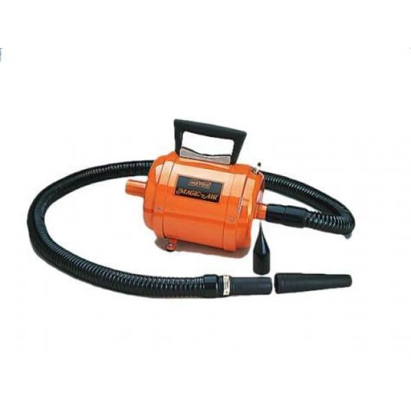 Metro Vacuum DIDA-1 Magic Air Deluxe 1.17-HP Inflator/Deflator (2.06 psi) - Air Blower