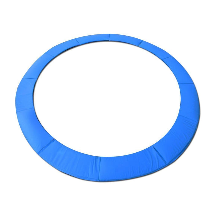 Skybound 14 Foot Blue Trampoline Pad (Fits Up To 5.5 Inch Springs) - Standard - Trampoline Replacements