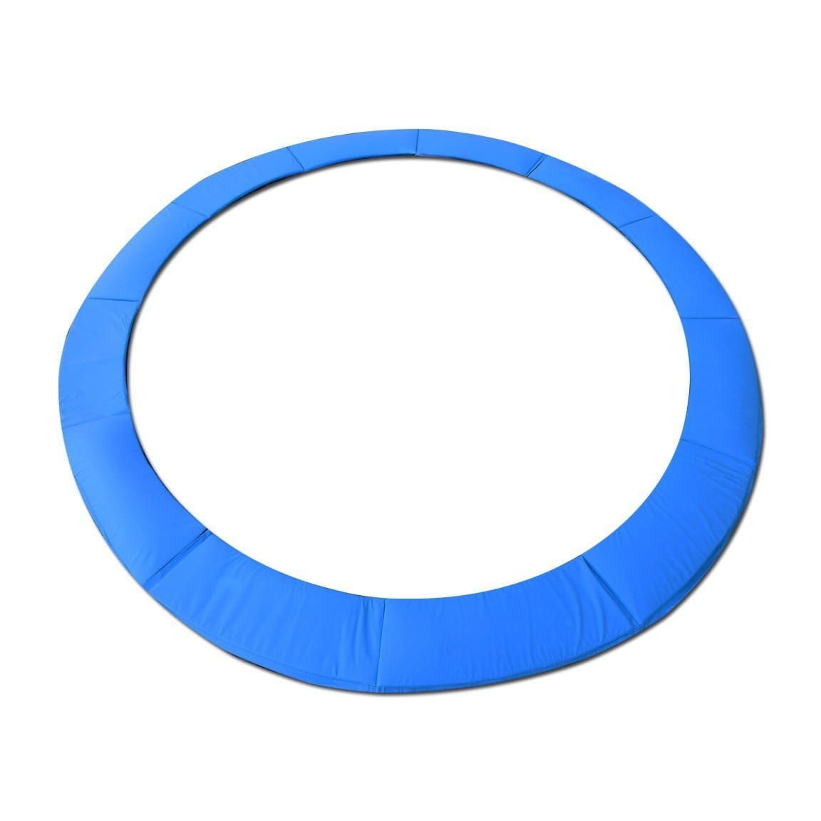 Skybound 15 Foot Blue Trampoline Pad (Fits Up To 8 Inch Springs) - Standard - Trampoline Replacements