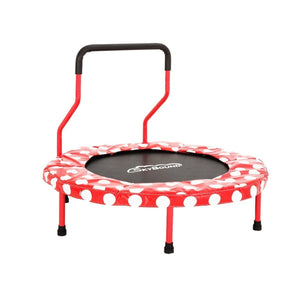 SkyBound 40 Childrens Trampoline - FJ-4035 Red OR Blue - Mini Trampolines