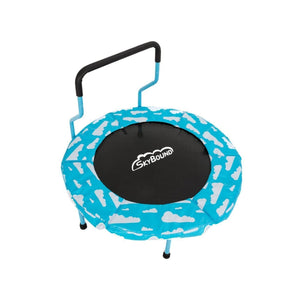 SkyBound 40 Childrens Trampoline - FJ-4035 Red OR Blue - Blue - Mini Trampolines