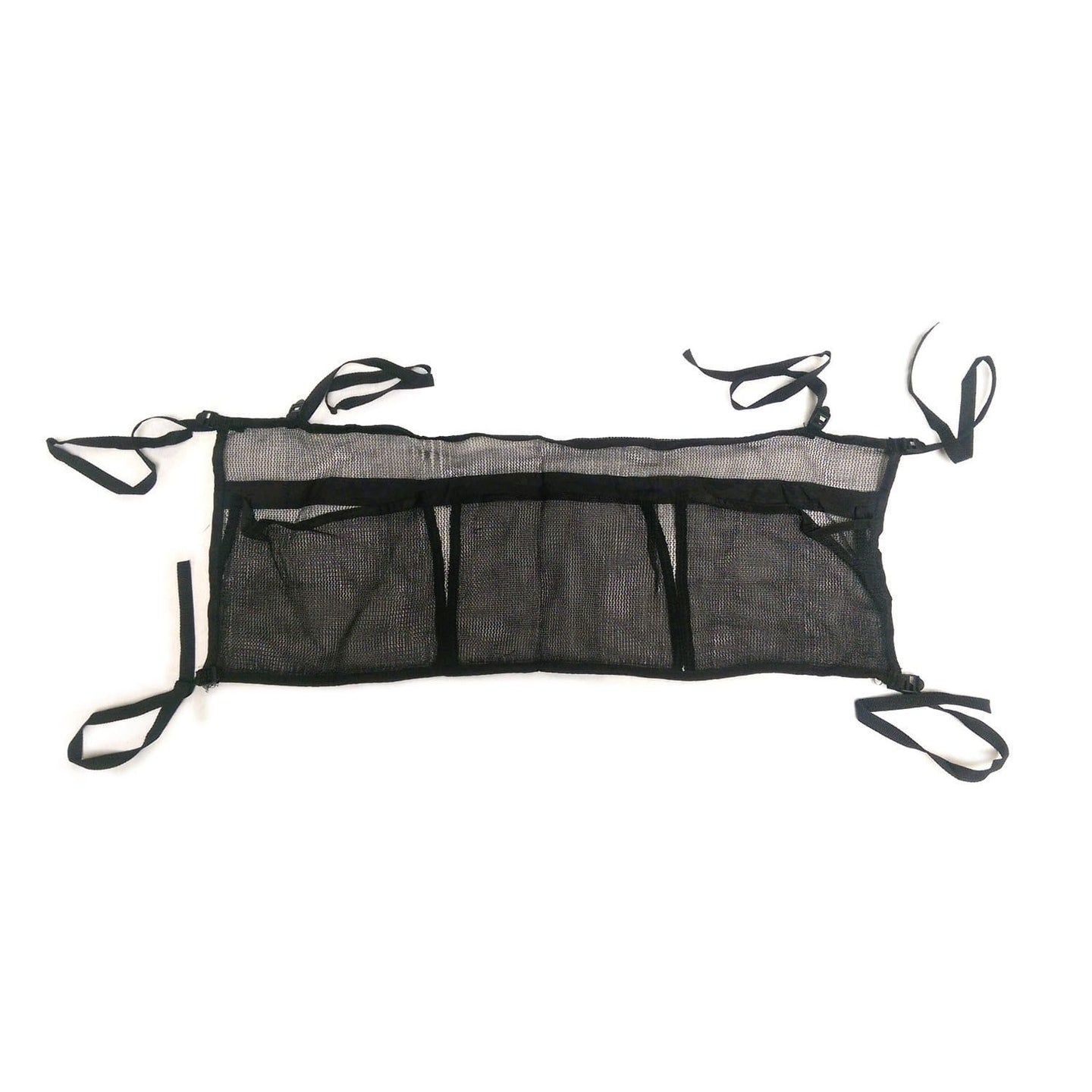 Skybound Black Three- Pouch Trampoline Shoe Bag - Trampoline Accessories