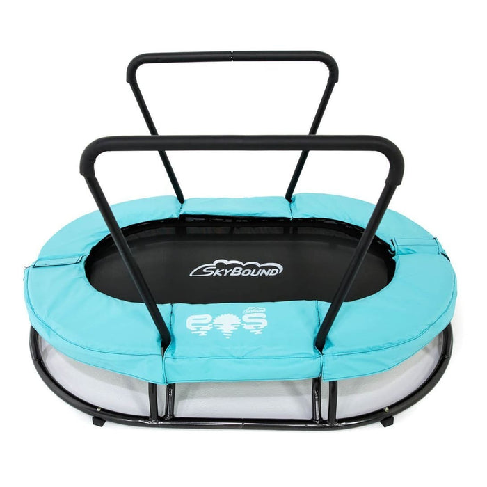 Skybound Eos Oval 4 Ft Childrens Sensory Mini Trampoline - Sb-T04Eos01 - Trampolines