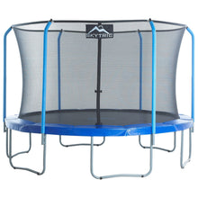 Skytric 11 Ft. Trampoline W/ Top Ring Enclosure System - Ubsf02-11 - Trampolines