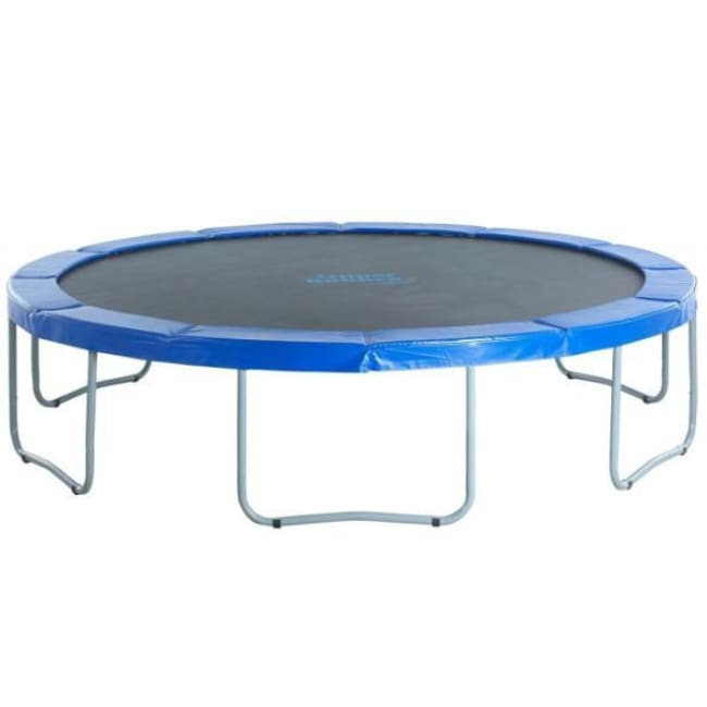 Upper Bounce 12 Ftround Trampoline With Blue Safety Pad - Ubt01-12 - Trampolines
