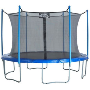 Upper Bounce 16 Ft Trampoline & Enclosure Set - Ubsf01-16 - Trampolines
