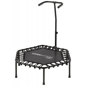 Upper Bounce 40 Hexagonal Fitness Mini-Trampoline - SK-HX40 - Fitness Trampoline