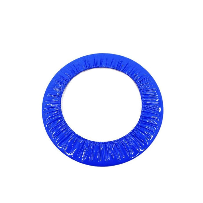 Upper Bounce 44 Mini Round Trampoline Replacement Safety Pad (Spring Cover) For 6 Legs - Blue - Trampoline Replacements
