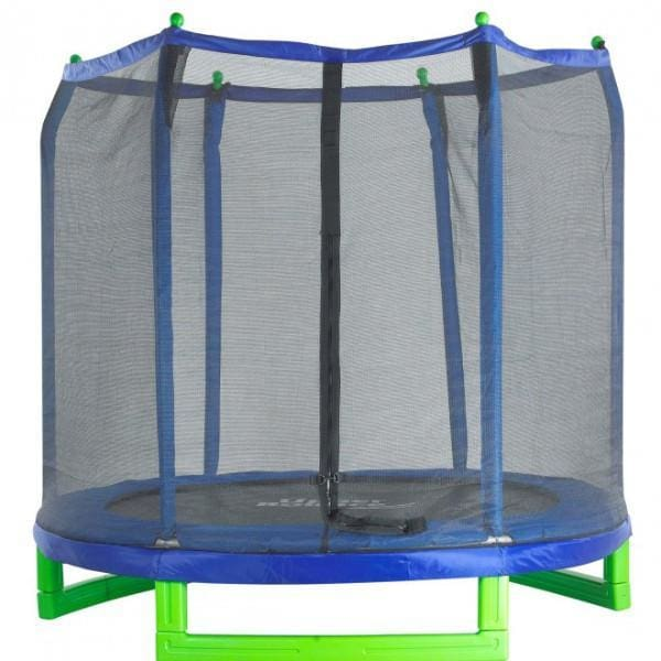 Upper Bounce 7 ft Kids First Trampoline incl. Enclosure - UBSF01-7 - Mini Trampolines
