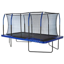 Upper Bounce Rectangle Trampoline 8 x 14 Mega incl. Enclosure System - Rectangle Trampolines