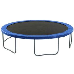 Upper Bounce Super Trampoline Replacement Safety Pad (Spring Cover) Fits For 10 Ft. Round Frames - Blue - Trampoline Replacements