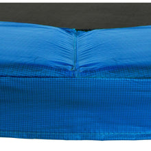 Upper Bounce Super Trampoline Replacement Safety Pad (Spring Cover) Fits For 14 Ft. Round Frames - Blue - Trampoline Replacements