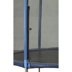 Upper Bounce Trampoline Enclosure Set To Fit 10 Ft. Round Frames For 4 Or 8 W-Shaped Legs - Trampoline Replacements