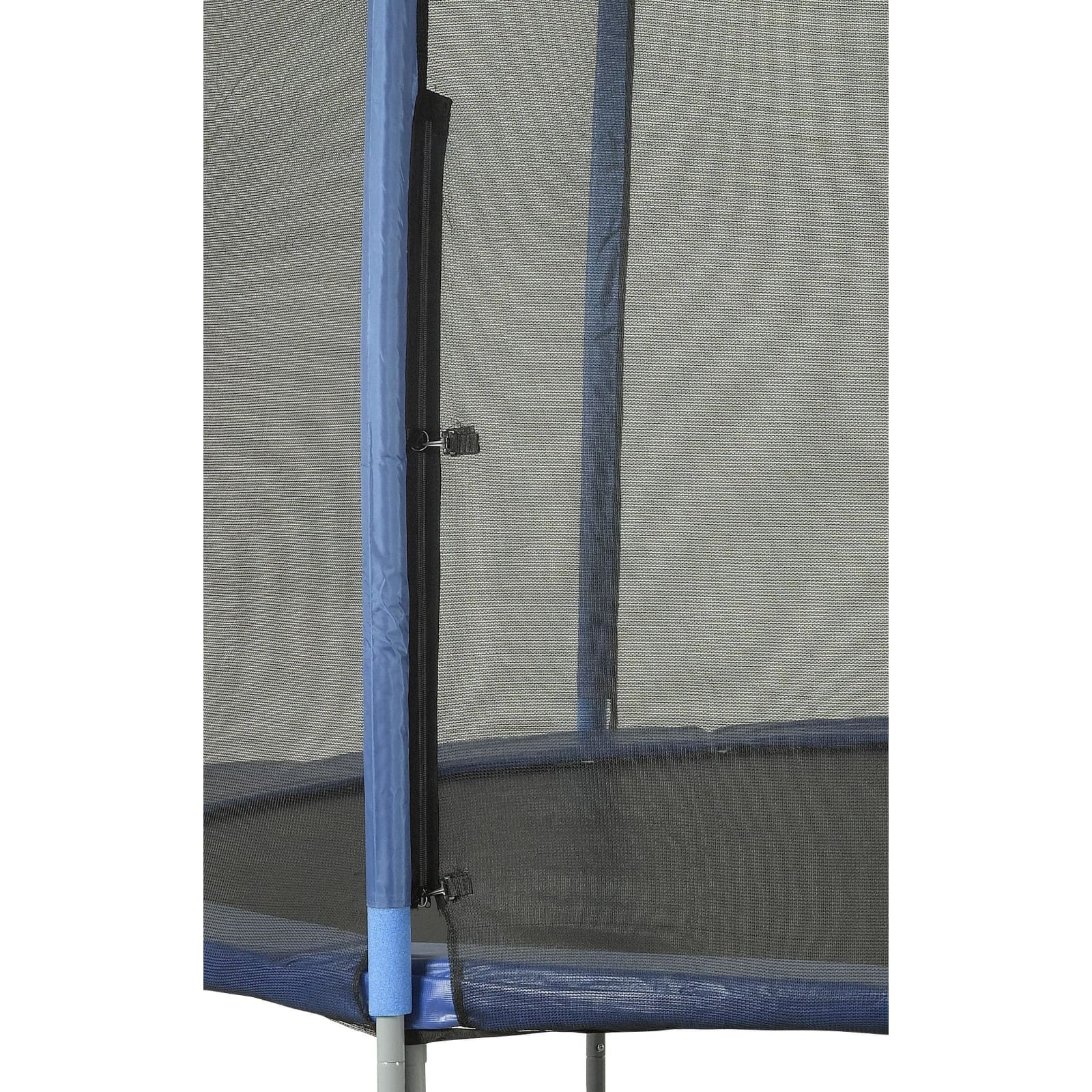 Bouncytrampolines Upper Bounce Trampoline Enclosure Set To Fit 13 Ft Round Frames For 3 Or 6 Bouncy Trampolines