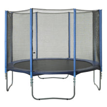 Upper Bounce Trampoline Enclosure Set To Fit 14 Ft. Round Frames For 4 Or 8 W-Shaped Legs - Trampoline Replacements