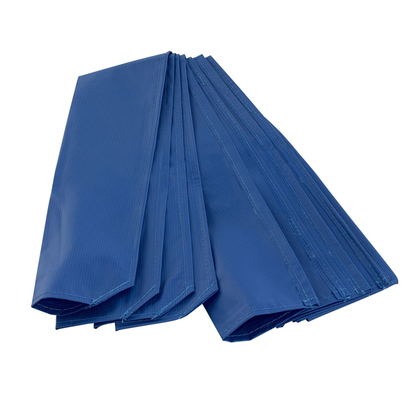 Upper Bounce Trampoline Pole Sleeve Protector - Set Of 4 - Blue - Trampoline Replacements