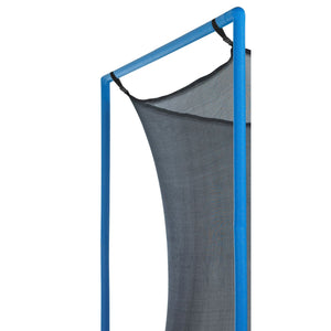 Upper Bounce Trampoline Replacement Enclosure Net Fits For 16 Ft. Round Frames (All Brands) - Trampoline Replacements