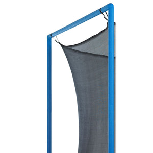 Upper Bounce Trampoline Replacement Enclosure Net Fits For 7.5 Ft. Round Frames - Trampoline Replacements