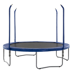 Upper Bounce Trampoline Replacement Enclosure Poles & Hardware Designed For Top Ring Enclosure System Set Of 4 - Trampoline Replacements