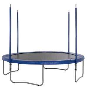 Upper Bounce Trampoline Replacement Enclosure Poles & Hardware Set Of 4 (Net Sold Separately) - Trampoline Replacements