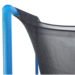 Upper Bounce Trampoline Replacement Enclosure Safety Net Fits For 6 Ft. Round Frames - Trampoline Replacements