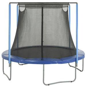 Upper Bounce Trampoline Replacement Enclosure Safety Net Fits For 8 Ft. Round Frames - Trampoline Replacements