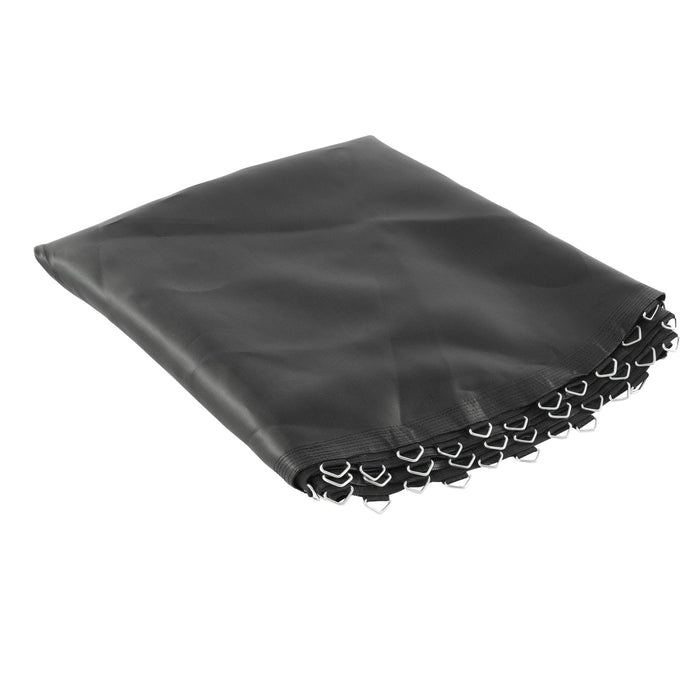 Upper Bounce Trampoline Replacement Jumping Mat Fits For 10 Ft. Round Frames W/ 64 V-Rings 5.5 Springs - Trampoline Replacements